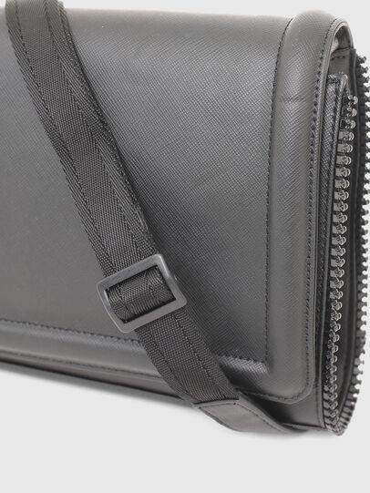 Diesel - YBYS M DEC, Black - Crossbody Bags - Image 5