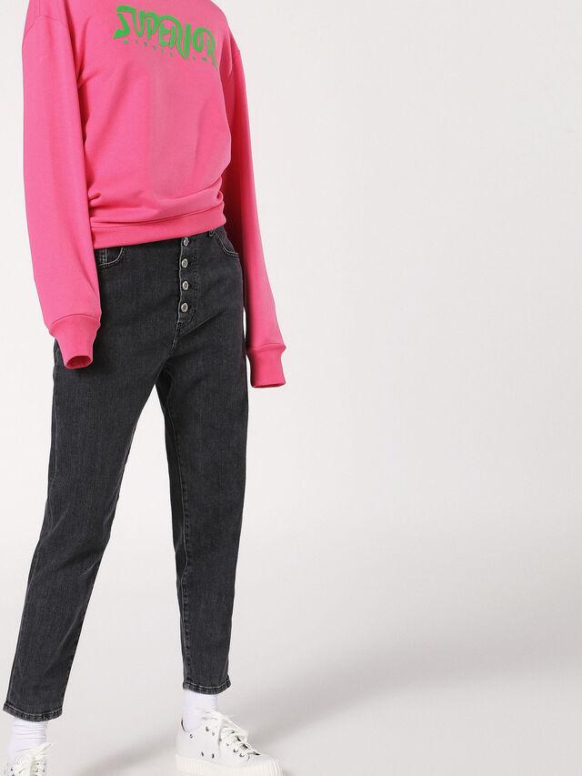 F-BAY-SC-FL, Hot pink
