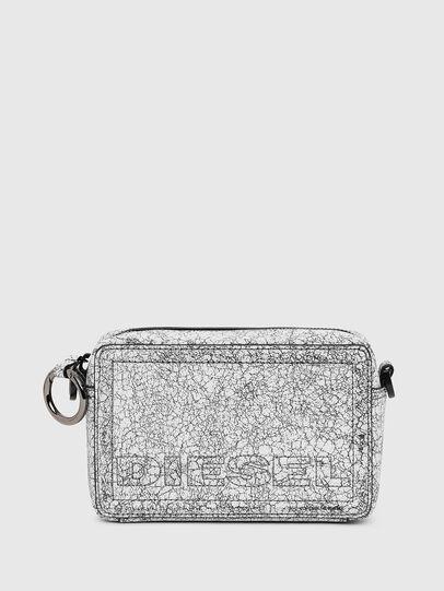 Diesel - ROSA', White/Black - Crossbody Bags - Image 1