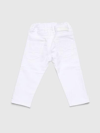 Diesel - KROOLEY JOGGJEANS-B-N, White - Jeans - Image 2