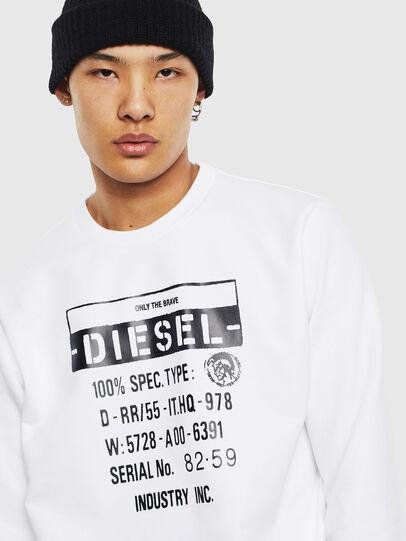 Diesel - S-GIRK-S3, White - Sweaters - Image 5