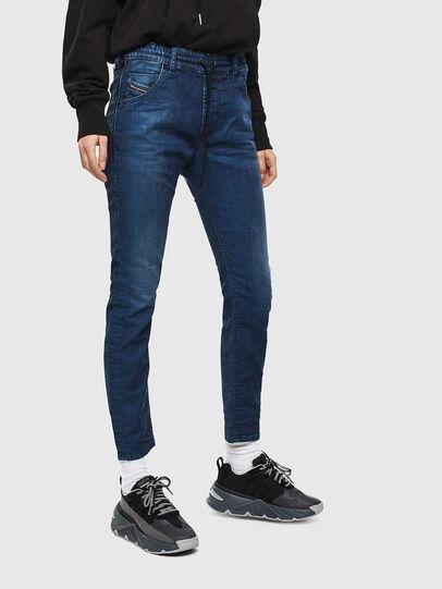 Diesel - Krailey JoggJeans 069KM, Dark Blue - Jeans - Image 1