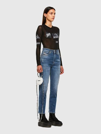 Diesel - D-Eiselle 009CZ, Medium blue - Jeans - Image 6
