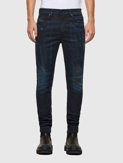 Diesel - D-Reeft JoggJeans 069RB, Dark Blue - Jeans - Image 1