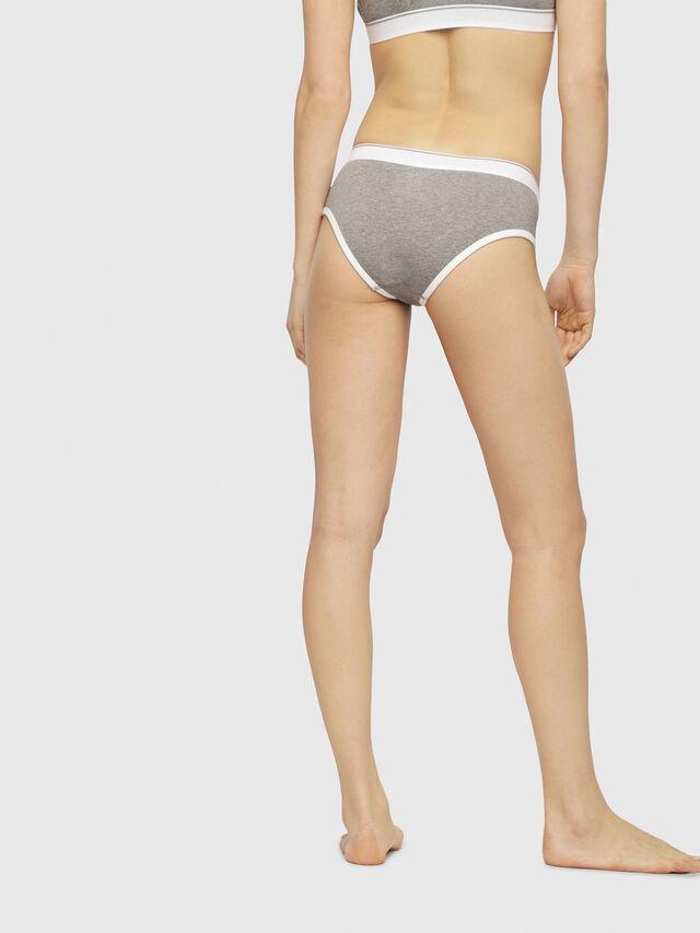 Diesel - UFPN-OXY, Grey Melange - Panties - Image 2