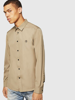 S-BILL, Military Green - Shirts