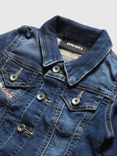 Diesel - JANOB JOGGJEANS, Medium blue - Jackets - Image 3