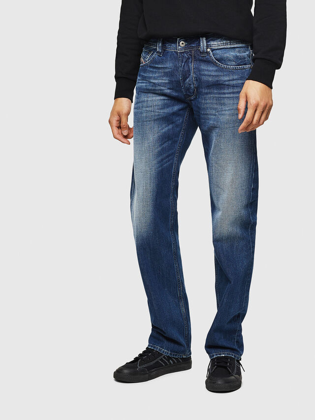 Diesel - Larkee 008XR, Medium blue - Jeans - Image 1