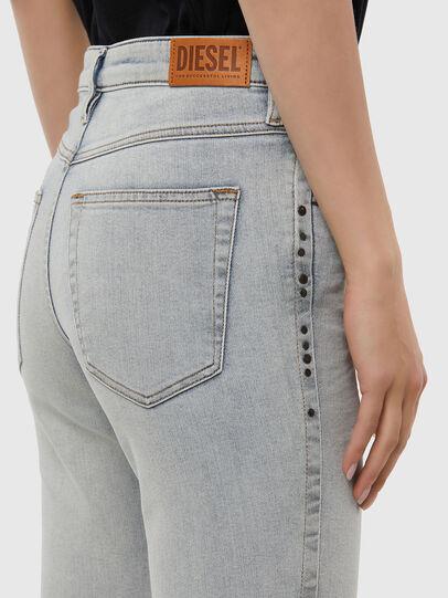 Diesel - Babhila 009JL, Light Blue - Jeans - Image 4