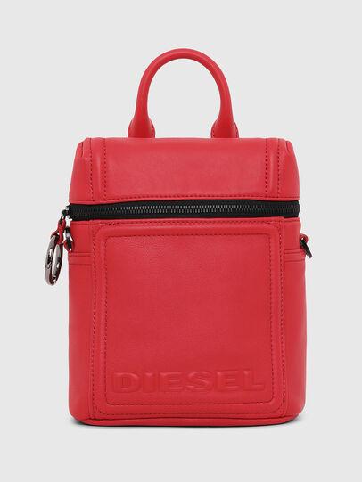 Diesel - ERACLEA, Fire Red - Backpacks - Image 1