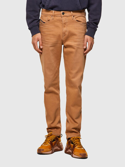 Diesel - D-Fining 09A32, Brown - Jeans - Image 1
