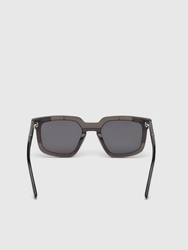 Diesel - DL0271, Black - Sunglasses - Image 4