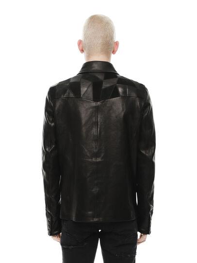 Diesel - LASTREET,  - Leather jackets - Image 2
