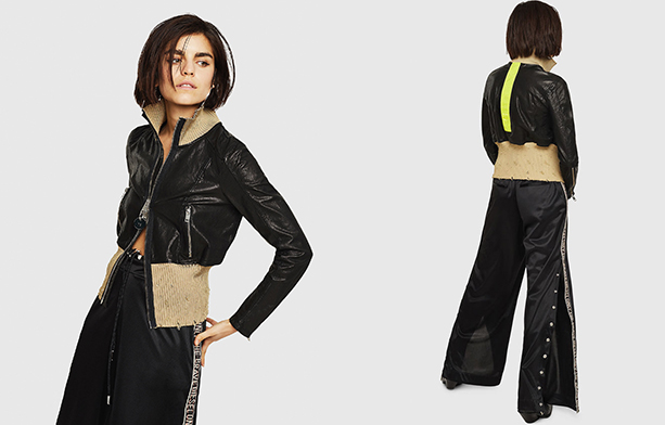 Leather Jackets Woman