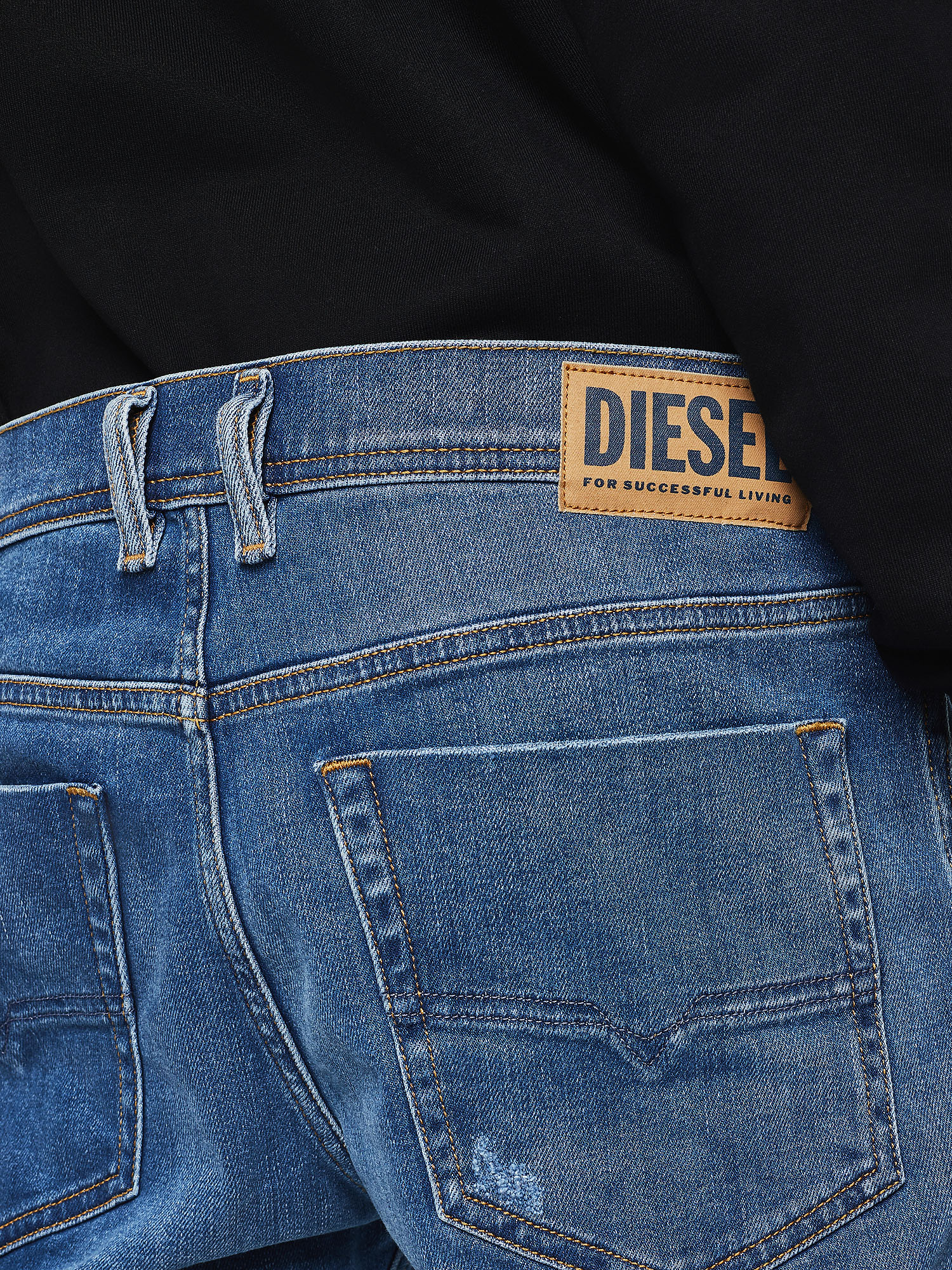 Diesel - Tepphar 083AX,  - Jeans - Image 4