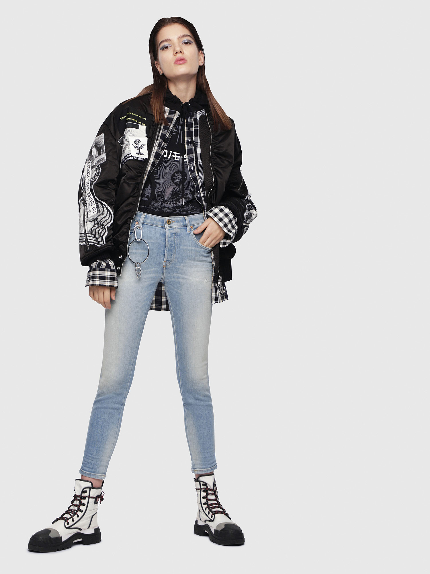 Diesel - Babhila 086AW,  - Jeans - Image 3